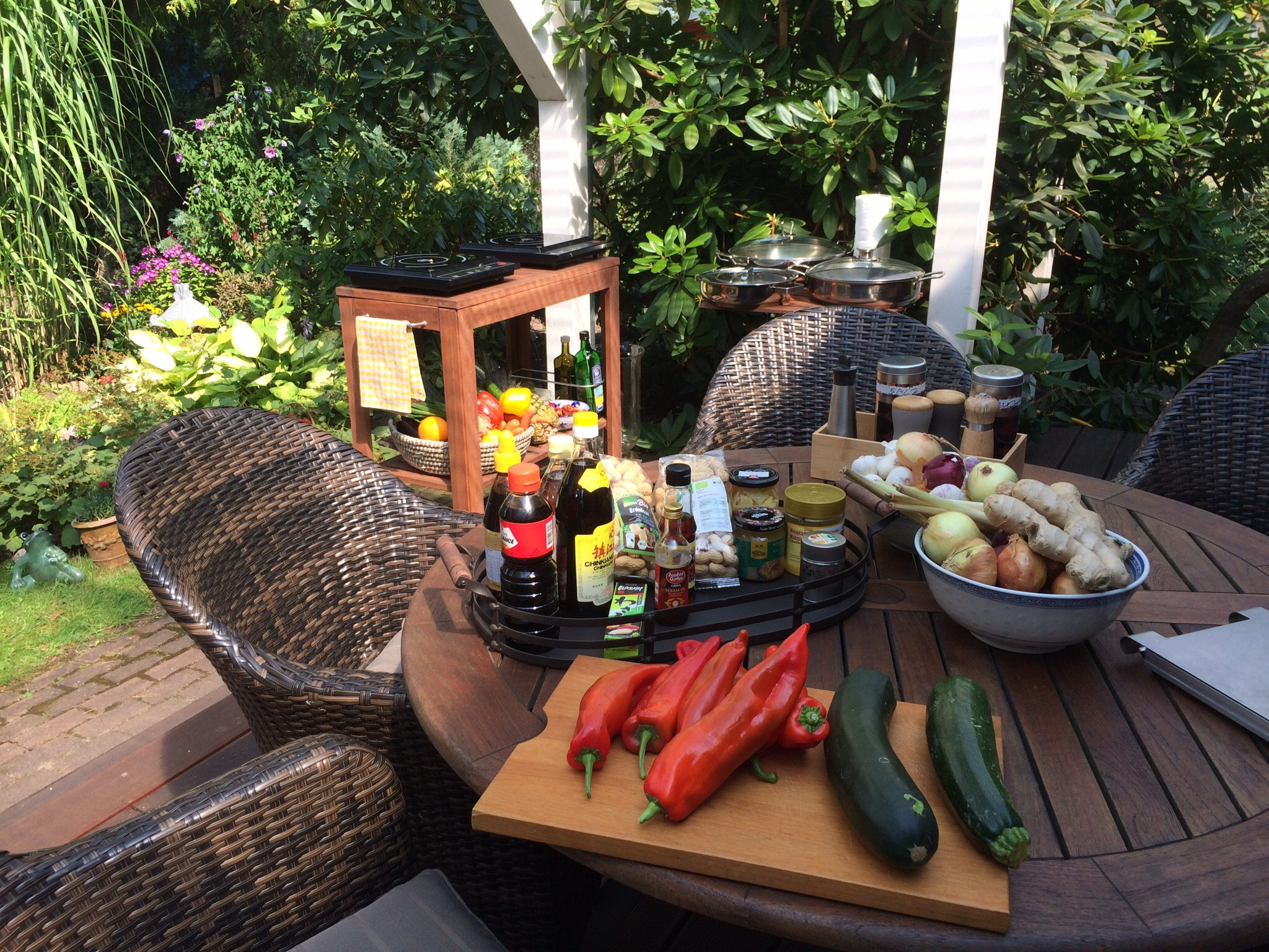 Rezepte aus der Kräuterküche – Kochen auf dem Lande   zeitfensterblog