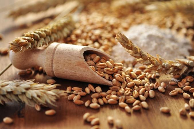 Getreide, Vollkorn