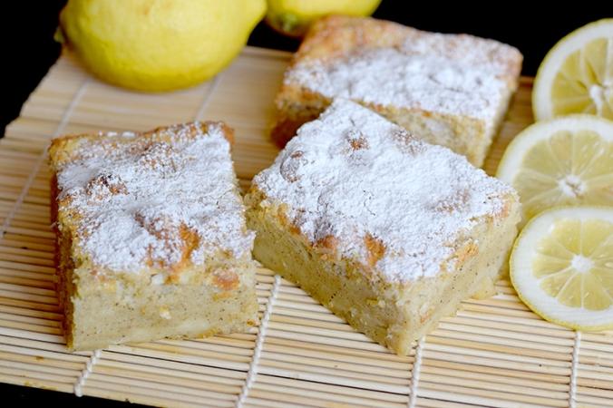 dessertkuchenstücke