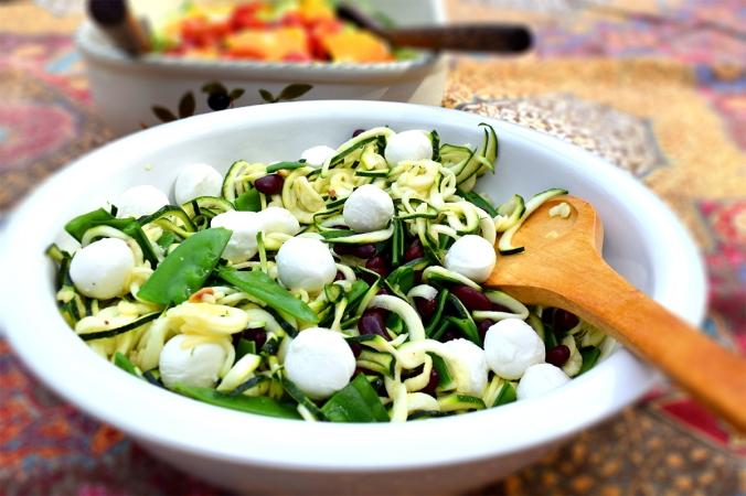 Zucchinisalat web