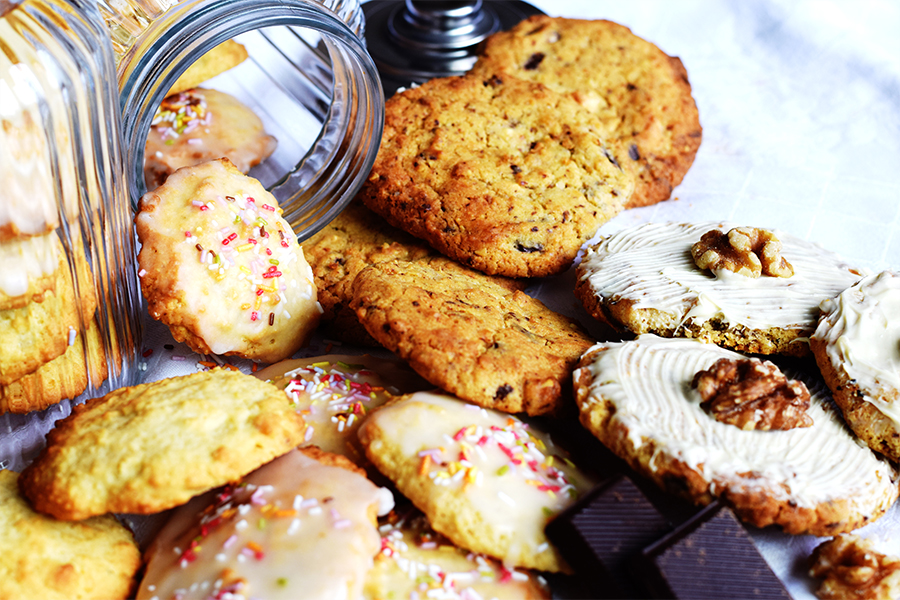 Cookies for summer