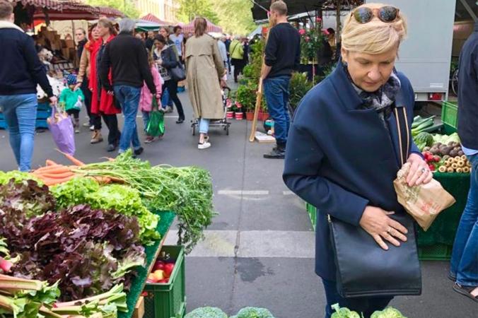 Kollwitz Markt Berlin