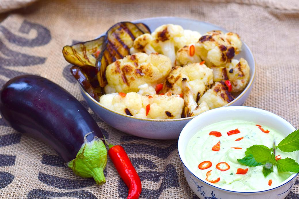 Vegetarianbarbecue